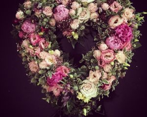 Blomsterhjärta